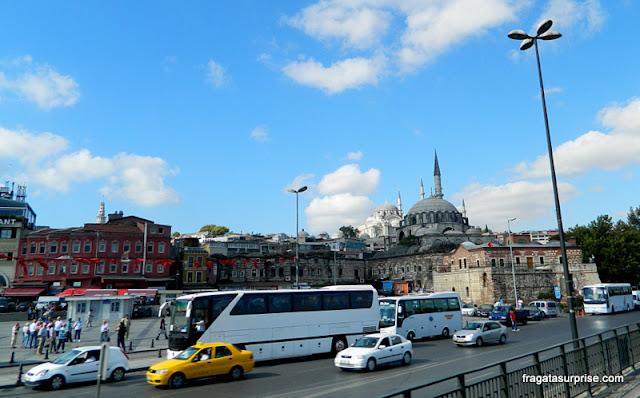 Bazar Egípcio e Mesquita Nova, Istambul