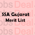 SSA Gujarat Merit List 2017 KGBV For Teacher, Accountant, Warden