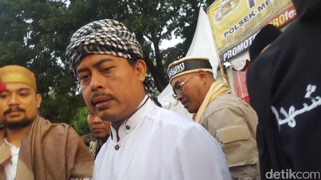Ketua PA 212: Takut Kalimat Tauhid Gejala Islamofobia