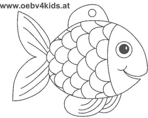 No lugar que chamo Casa...: Peixes para colorir