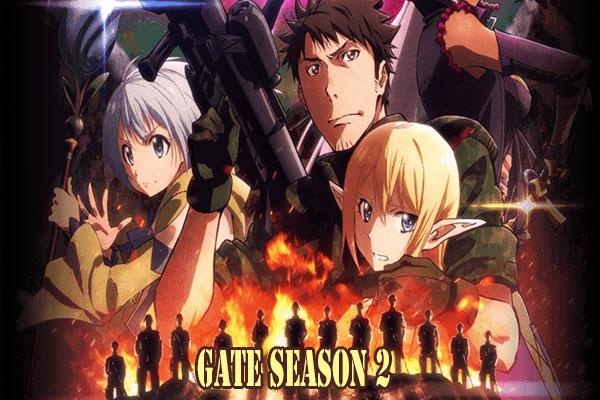 Gate Season 2 (2016)