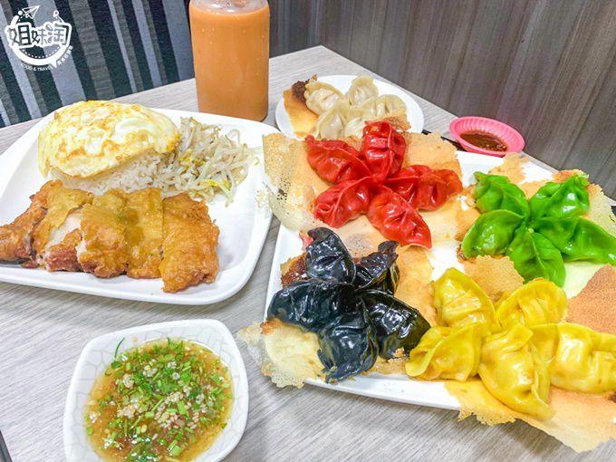 泰餃情-左營區小吃推薦