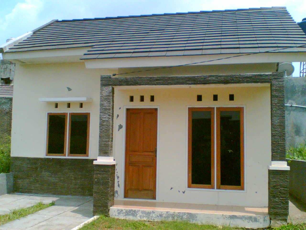 Bentuk Desain Rumah Minimalis 2 Lantai Desain Tipe Rumah