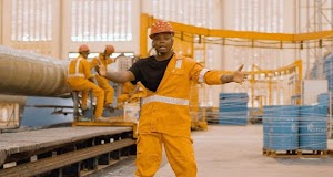 Download new Video by Harmonize - Pipe Industries