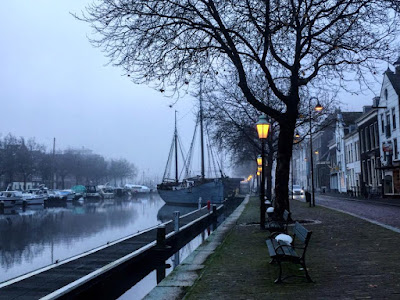 The Beautiful Dutch Winter On My Mind
