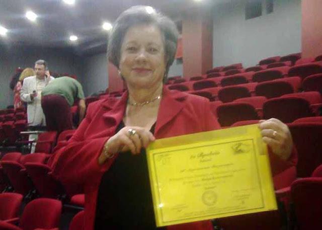 Το Λύκειον των Ελληνίδων παράρτημα Άργους τιμά την κ. Μαίρη Κουλεντιανού