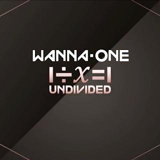 [SET] WANNA ONE - 1÷χ=1 (UNDIVIDED) Albümü