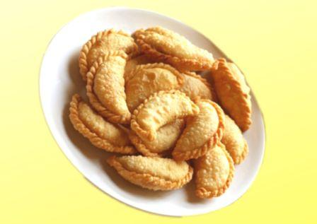 gujiya recipe