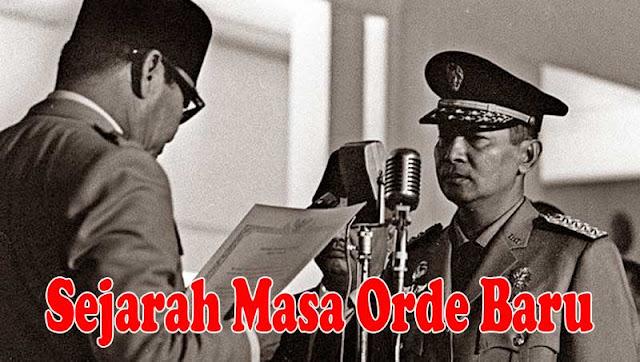 Gambar ilustrasi Sejarah Masa Orde Baru