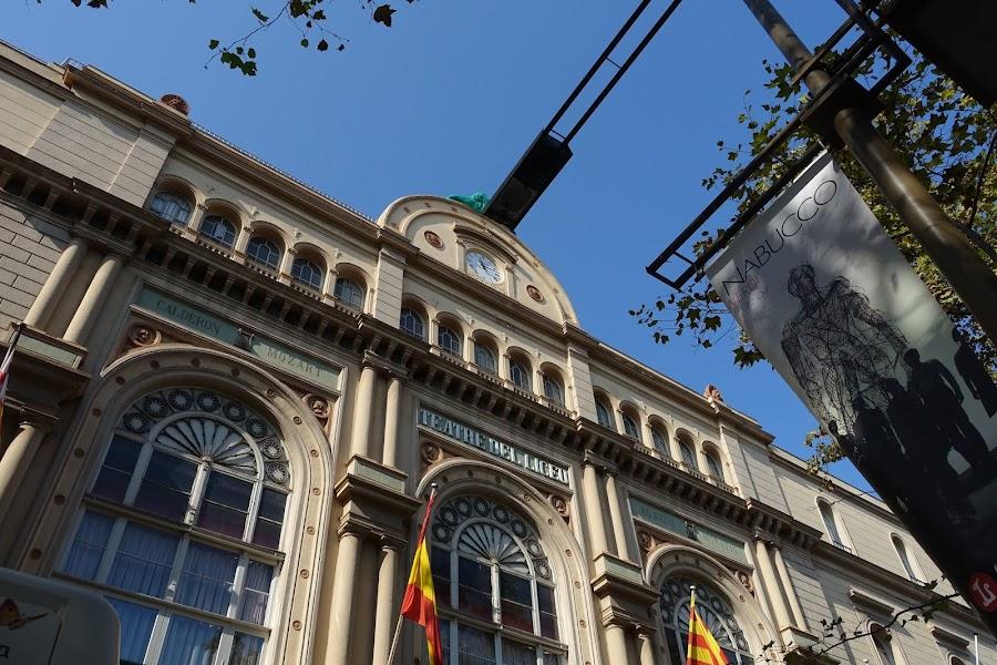 リセウ大劇場(Gran Teatro del Liceu)