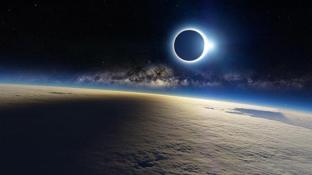 pada 9 maret 2016 ini hanya indonesia dilintasi gerhana matahari total