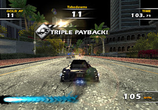 Game Burnout Dominator PPSSPP