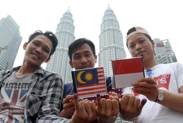 Benteng Prabowo Desak Pemilu di Malaysia Diulang