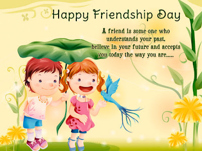 Friendship Day Quote Picture
