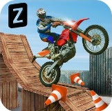 Game Android Tricky Bike Trail Stunt Download