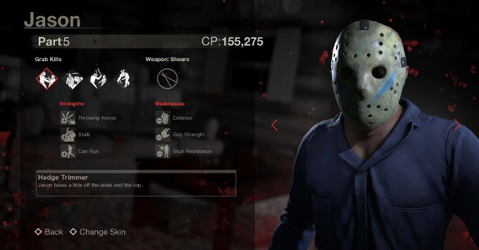 Friday The 13th The Game Releasing Roy Jason And Pinehurst Map From A New Beginning