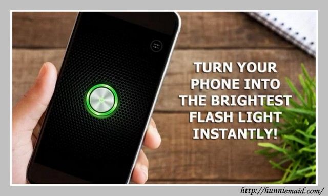Free Flashlight App For Android Phone