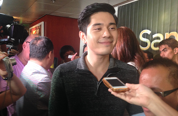 Paulo Avelino claims he is happy for LJ Reyes-Paolo Contis romance!