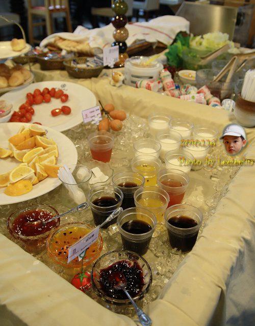 礁溪宜蘭吃到飽早餐|摘星餐廳|華閣溫泉飯店