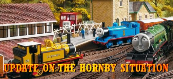 Future of Thomas HO / OO Model Railway Range In The UK
