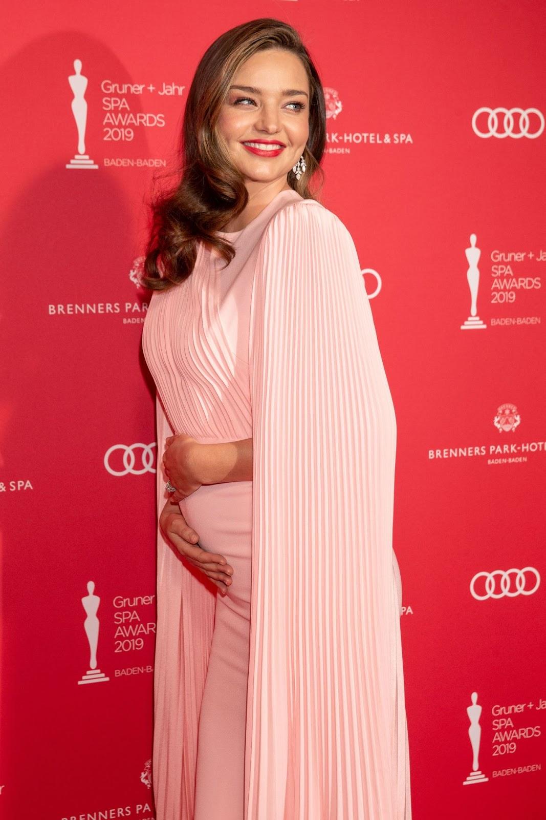 Miranda Kerr – The Spa Awards 2019