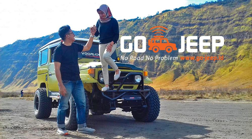 harga sewa jeep bromo dari kota Malang