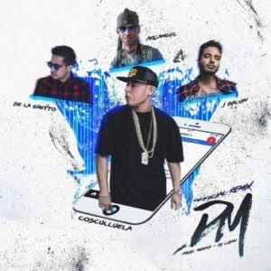 Cosculluela Ft Arcangel, De La Ghetto & J Balvin – DM (Official Remix)