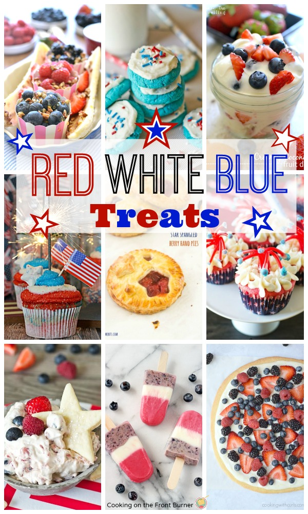 Patriotic Treat Recipes