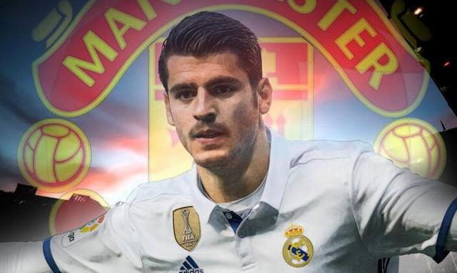 c9abbf3ff ... from Spain and the British media have confirmed that Morata agreed to  join Manchester United