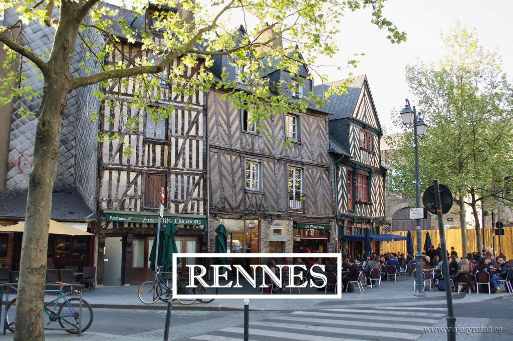 Qué ver en Rennes, capital de Bretaña
