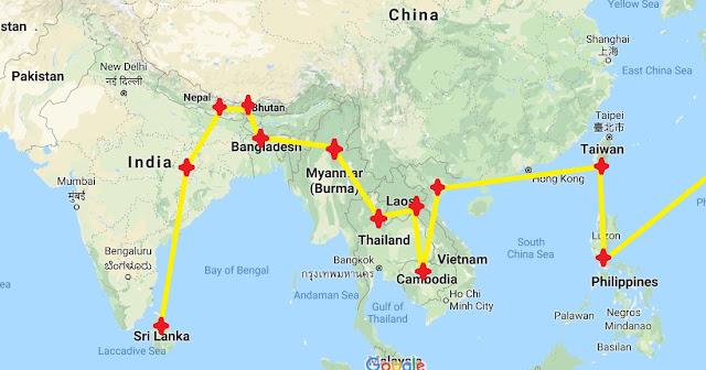 trip southeast asia