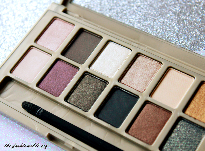 Maybelline Nudes Eye Shadows
