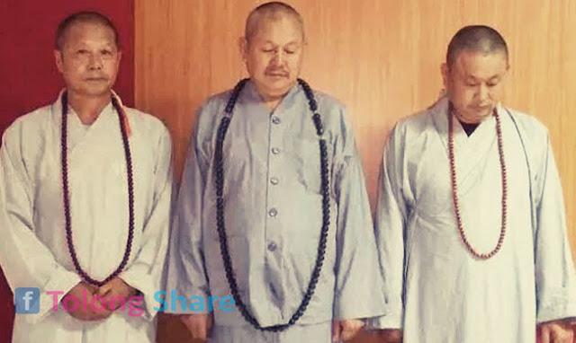 Palsukan Uang, 3 Biksu Ditangkap. Kalau Mereka Berjenggot & Berpeci Tiap Jam Bisa Masuk TV