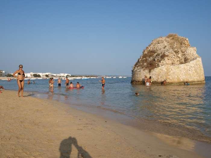 Spiaggia di Torre Pali