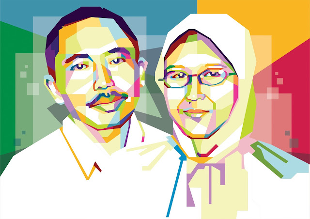 WPAP Couple Zayyad