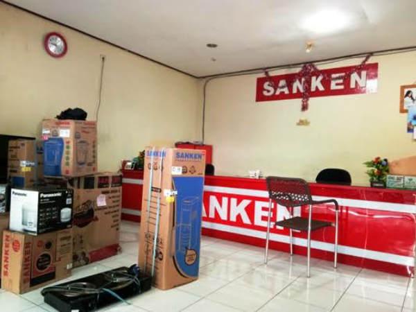 Alamat & Nomor Telepon Service Center Sanken kota Bandung