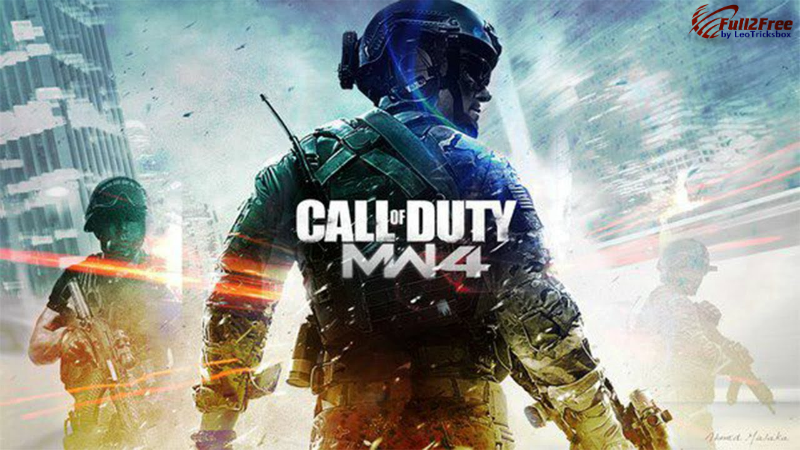 Call of Duty MW 4 Highly Compressed For Pc 98MB