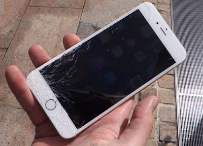 Dịch vụ thay mặt kính iphone 5 uy tín chất lượng