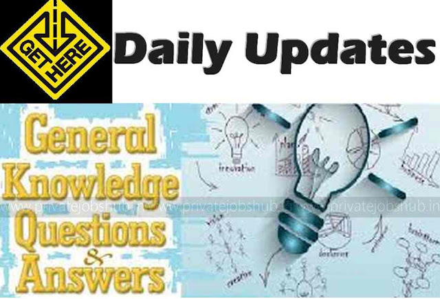 GK Questions 14th October 2017 PJH