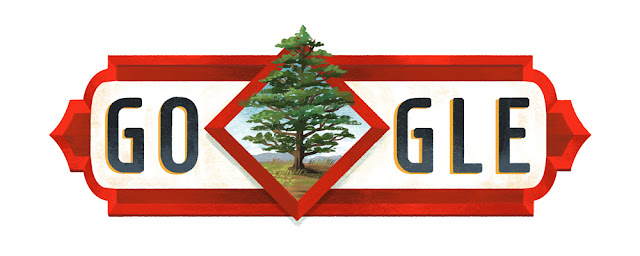 Lebanon Independence Day 2016: Google Doodle