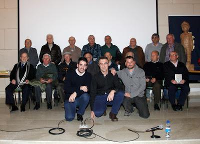 Foto de grupo (Memoria oral de la minería)