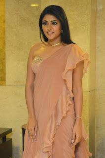 Eesha Rebba Stills At Ragala 24 Gantallo Movie Pre Release