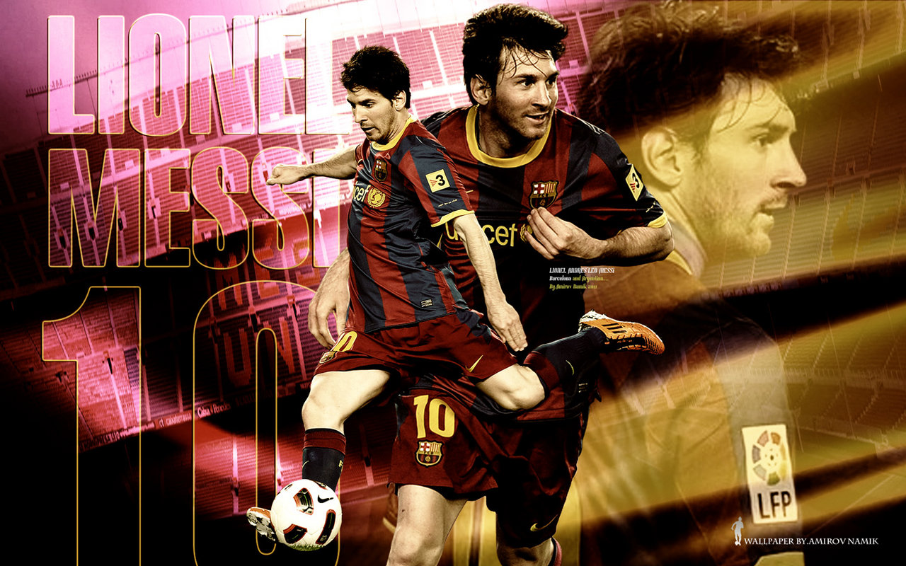 GARUDAS KNIGHT Lionel Messi Wallpaper