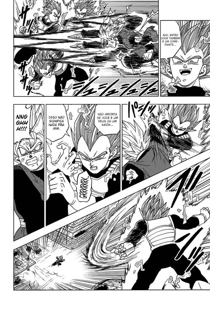 Dragon Ball Super Mangá 19