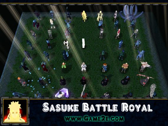 Naruto battle royal 9. 2 map download game2f.