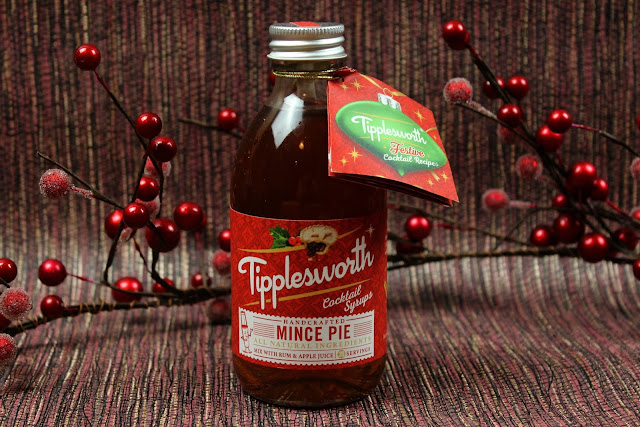 A review of Tipplesworth Mince Pie Syrup