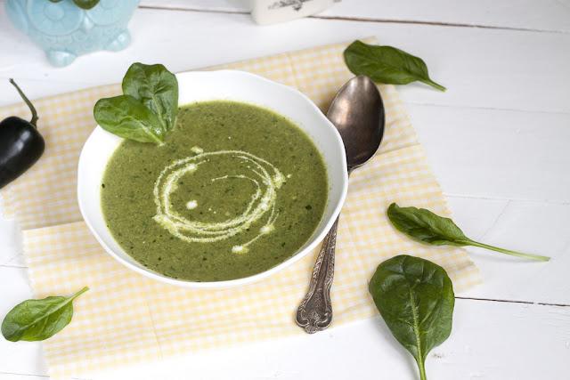 zupa krem spzinakowa