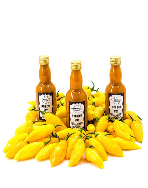 Sweet chili sauce Jamaican HOT recept