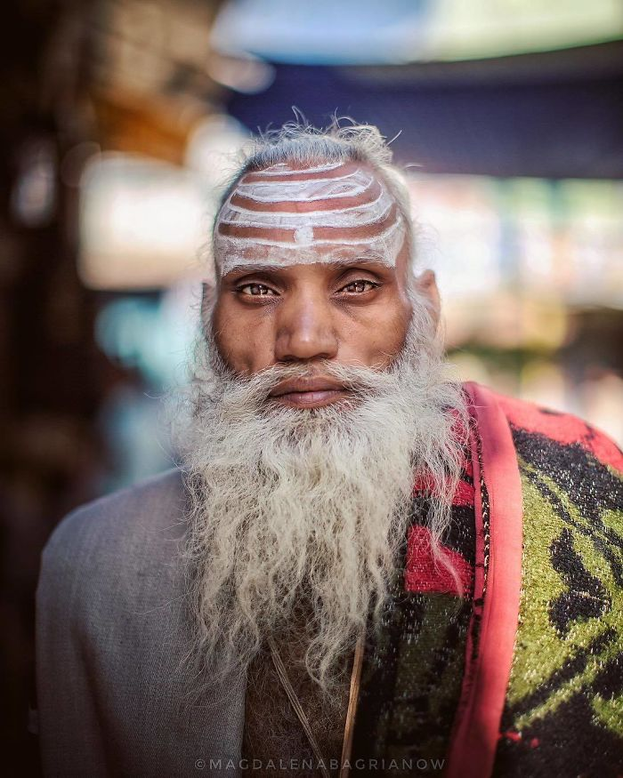 Polish Photographer Traveled All Over India And Captured The Incredible Beauty Of The Local People