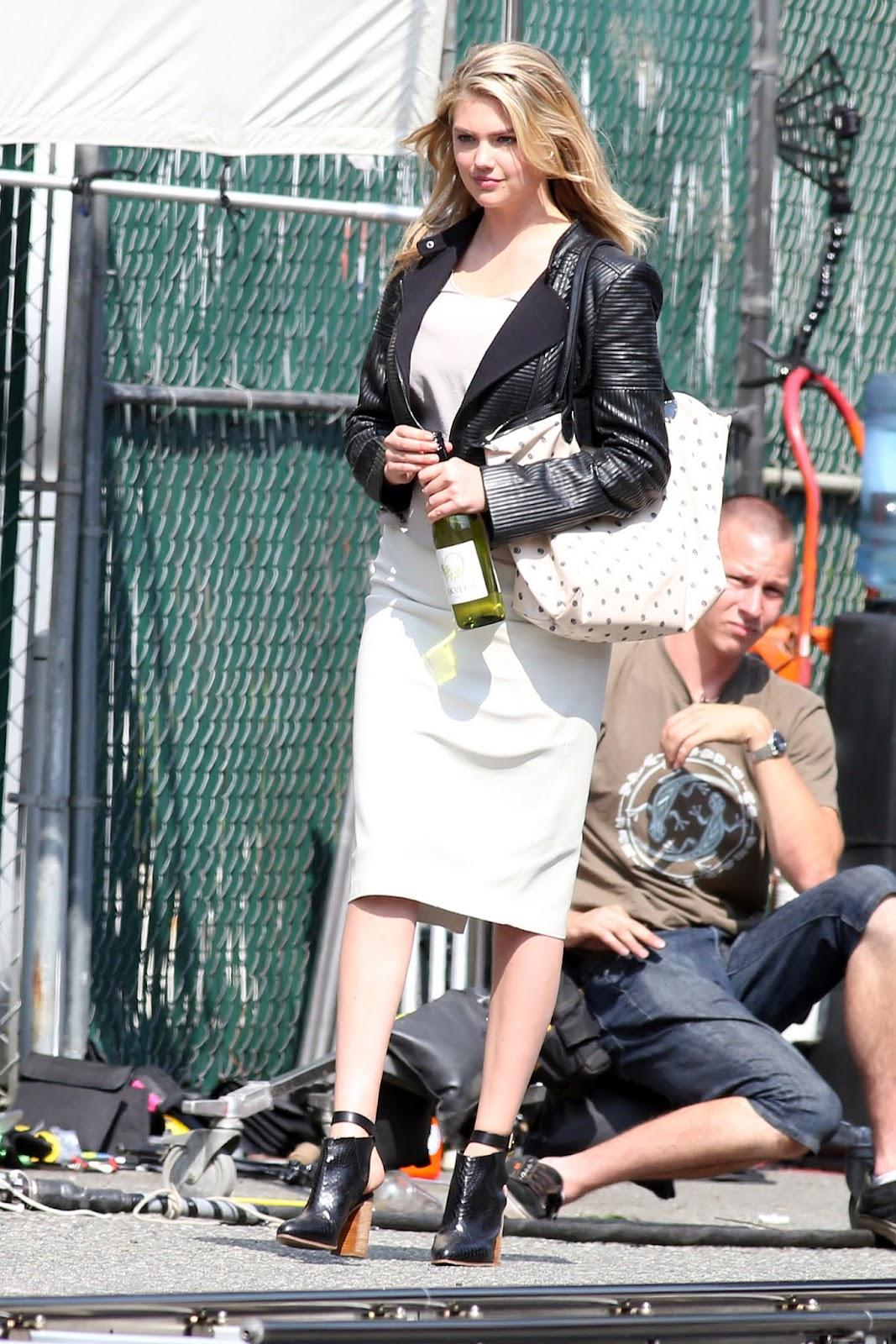 Photo : コメディ映画の主演作「ザ・レイオーバー」のロケで、また昼間っから酔っぱらおうとし